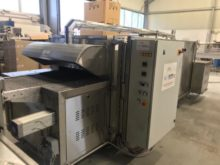 TUNNEL OVEN - SUPER ELECTRIC - GREEN POWER - www.super-foodmachines.com